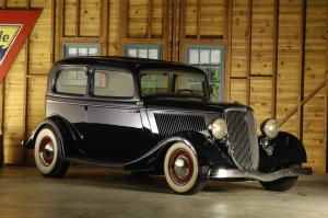 1934 Ford Tudor Sedan Custom